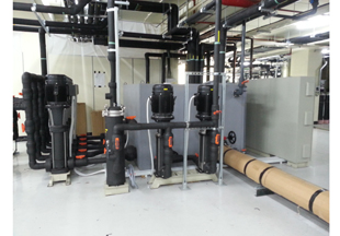 Process Cooling Pumpset